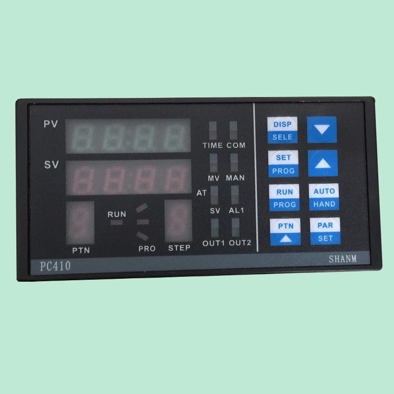 Table spéciale de contrôle de température de reposte de travail du thermostat BGA PC410 avec le terminal d'expédition de commutateur de réinitialisation
