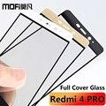 Xiaomi redmi 4 pro стекло фильм Xiaomi redmi 4 экран ясный протектор ультра тонкий xiomi redmi 4 redmi4 бесплатно силиконовые назад