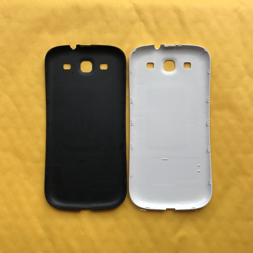 Original Rear Battery Cover For Samsung Galaxy S3 I9300 I9305 I535 I747 L710 Mobile Phone Panel Housing Frame Door Back Case