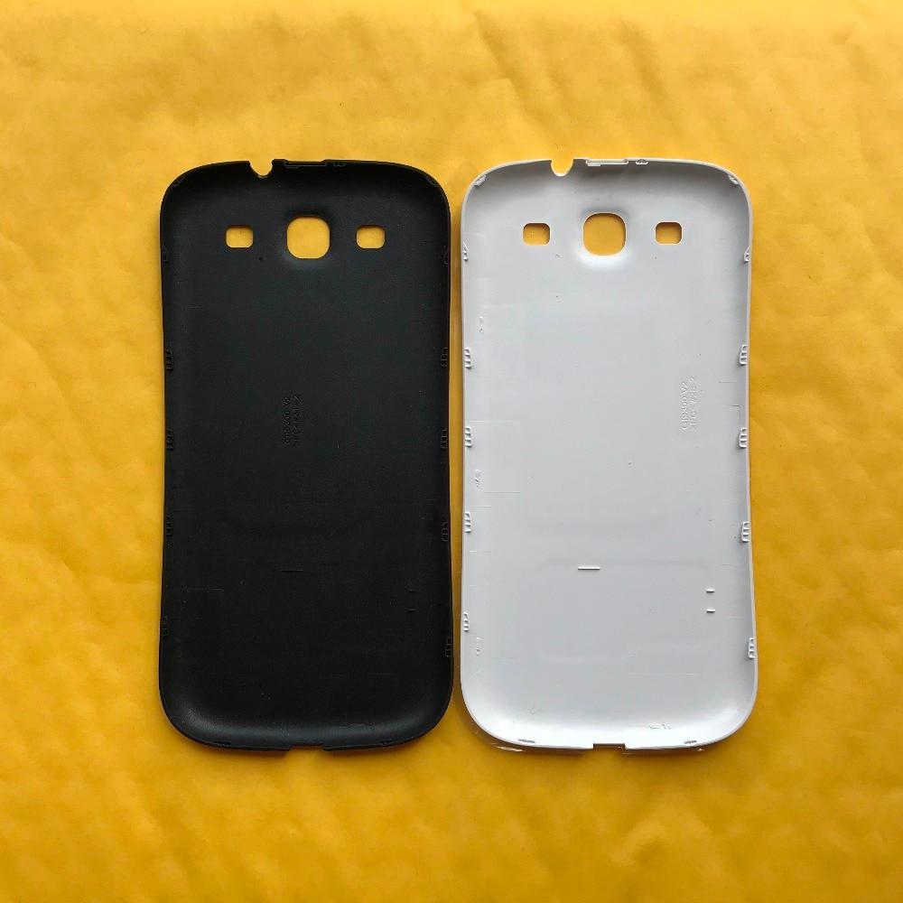 Original Rear Battery Cover For Samsung Galaxy S3 I9300 I9305 I535 I747 L710 Mobile Phone Panel Housing Frame Door Back Case