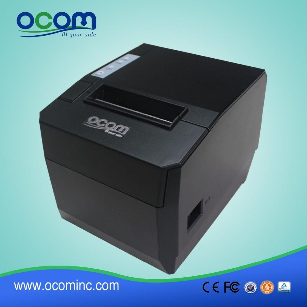 OCPP-88A-BU : 80mm Bluetooth receipt printer with auto cutter
