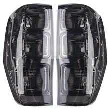Из 2 предметов Высокое качество заднего Левый и правый копченые задние фонари Фонари Лампы для Ford Ranger PX T6 MK1 MK2 WildTrak XLT XL XLS