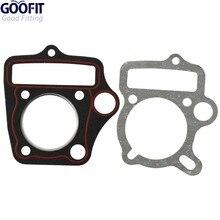 GOOFIT Cylinder Gasket for 70cc ATV Dirt Bike Go Kart K078-018