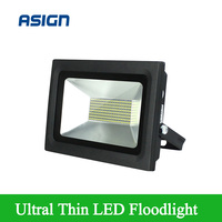 Ultrathin LED Floodlight Waterproof IP65 Downlight 15 30 60 100 150 200W Anti Theft High Light