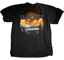 URIAH HEEP Celebration T SHIRT  Brand New !!! Official T Shirt Men'S O-Neck Printed Tee Shirt