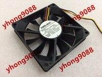 NMB MAT 3106KL 09W B59 CA4 DC 20V 0.15A 80x80x15mm 3 Wire Server Cooler Fan