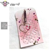 Piggy craft wykrojniki do metalu cut foremka szablon Love heart notatnik w tle papierowe rzemiosło forma do noża podkładki chroniące przed uderzeniami ostrzy umiera