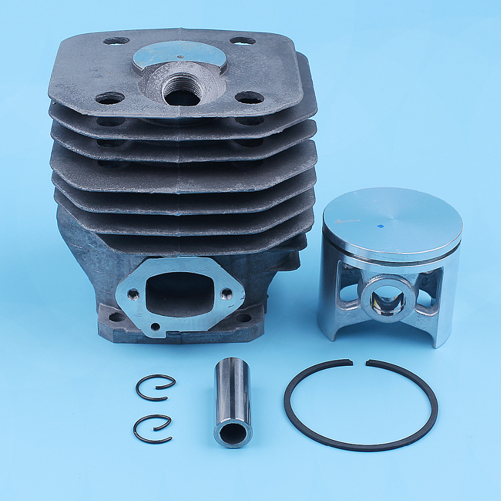 48mm Nikasil Coated Cylinder Piston Ring Pin Kit For Husqvarna 262XP 261 262 Chainsaw Replace Part   503541171 503 54 11 72