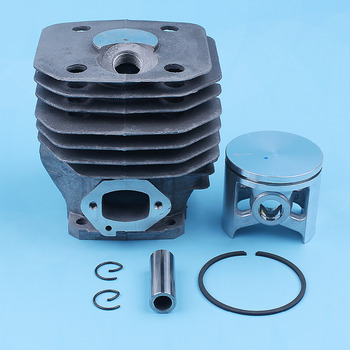 48mm Nikasil Coated Cylinder Piston Ring Pin Kit For Husqvarna 262XP 261 262 Chainsaw Replace Part # 503541171, 503 54 11 72 шина husqvarna 5859433 72