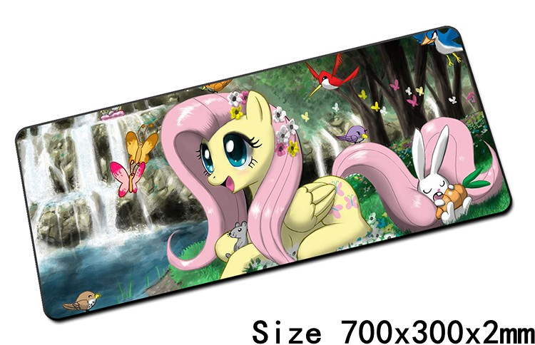 my little pony mouse pad best 700x300mm gaming mousepad gamer mouse mat HD print pad keyboard computer padmouse laptop play mats
