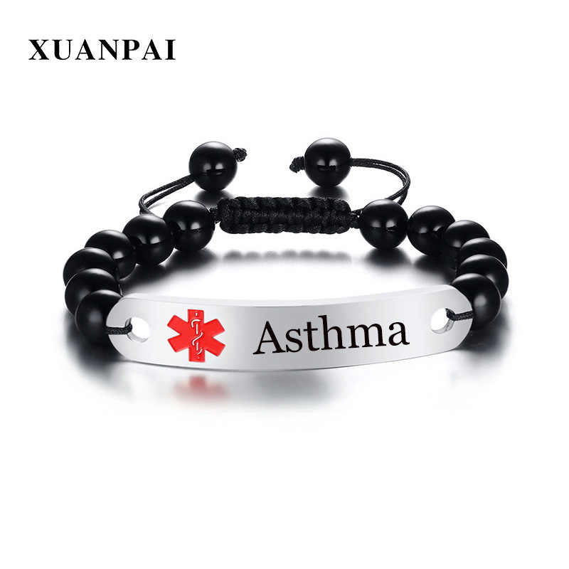 Xuanpai Asthma Disease Medical Alert Id