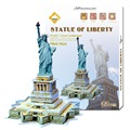 Creative Titanic Statue of Liberty Tower Bridge Model Building Kits for Children and Parents Gift in Children's Day Free Ship