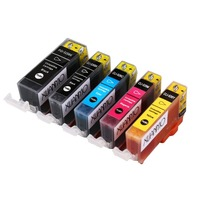 Ink Cartridge PGI 525 CLI 526 For Canon CANON PIXMA IP4850 IP4950 MG5150 MG5250 MG5350 MG6150