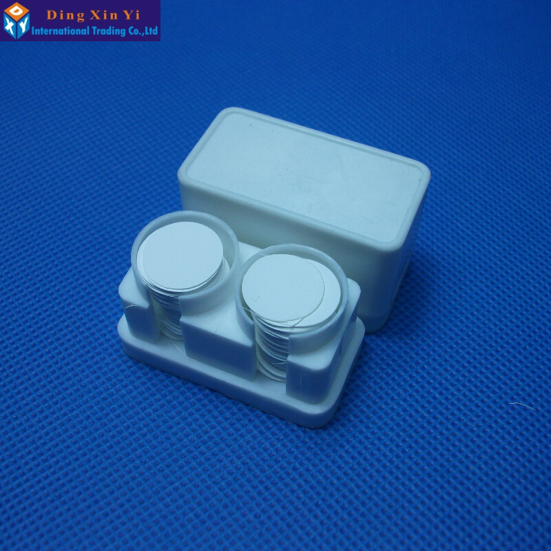 200pcs/lot 0.45 or 0.22um 13mm Acetate cellulose Microporous MCE Water Microfiltration Millipore Membrane Filter cellulose