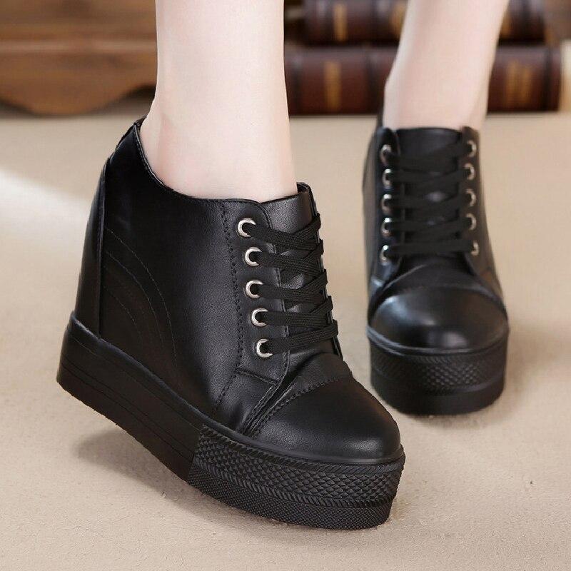412c20be366 Fujin Μάρκα 2019 παχύ σόλα Καλοκαίρι Φθινόπωρο Γυναικεία παπούτσια ...