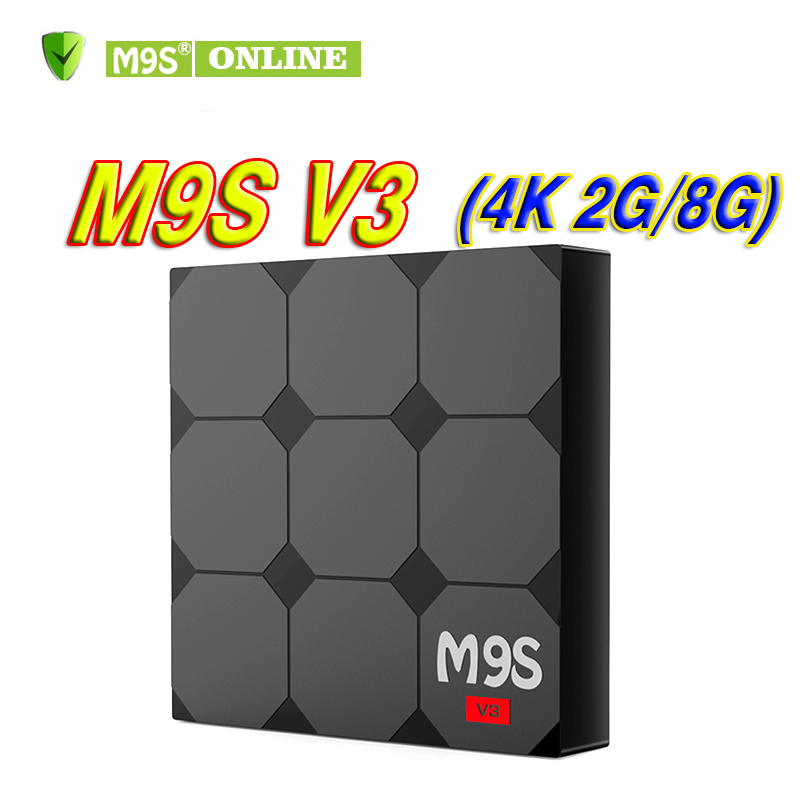 M9S V3 Android 6.0 TV Box Cheapest RK3229 Quad-Core 2GB 8GB Smart TV Box WiFi 3D HDMI TV Cheap Set-top Box KD17.3 Media Player jrgk rk3229 r9 plus android 5 1 tv box quad core 1gb 8gb 4k 2k wifi smart tv box hdmi 2 0 kodi 16 media player