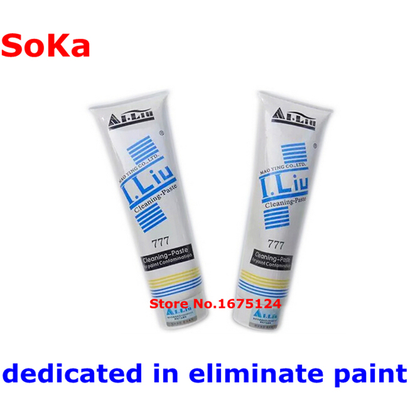 777 Cleaning Paste Hand Cream For Repairman Paint
