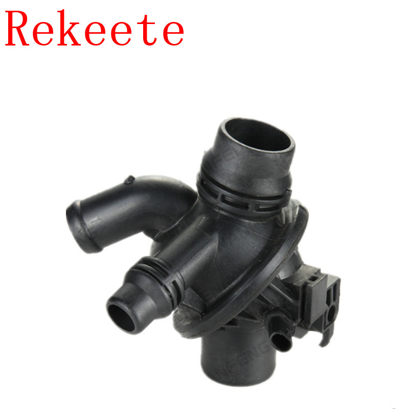 1pcs Auto Cooling System Thermostat Housing Thermostat Cover Thermostat Coolant Water Outlet