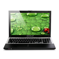 15.6inch Intel Core i7 CPU 8GB RAM 500GB HDD 1920*1080P FHD WIFI Bluetooth with DVD ROM Notebook Computer PC Laptop