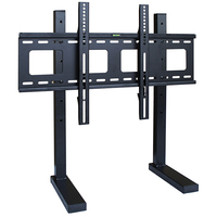 Hevy Duty 32 75inch LED LCD TV Mount Stand VESA From 600x400mm To 800x500mm Max Loading