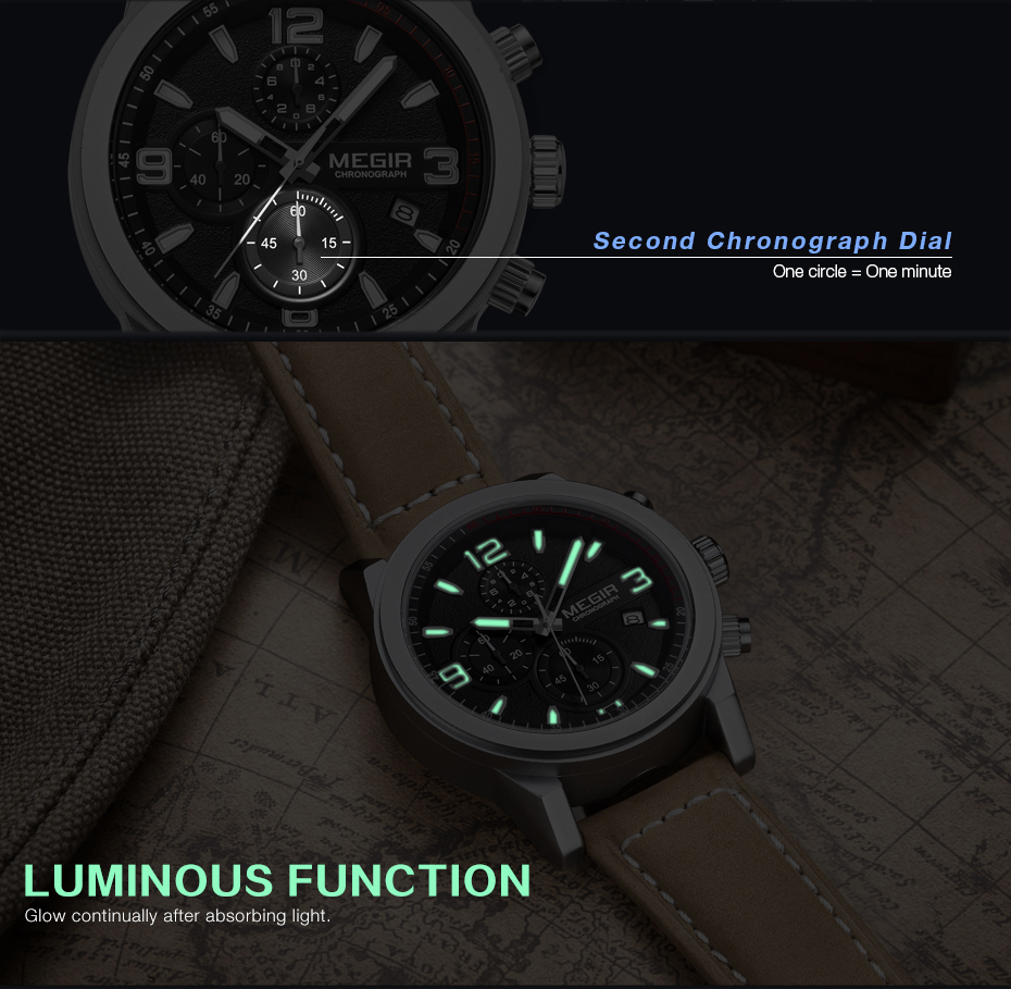 MEGIR Fashion Sport Watch Luxury Brand Leather Band Men Quartz Watches Chronogragph Clock Men Army Military Wrist Watch for Male 7  MEGIR Fashion Sport Watch Luxury Brand Leather Band Men Quartz Watches Chronogragph Clock Men Army Military Wrist Watch for Male HTB1zHvzPXXXXXayaXXXq6xXFXXXa