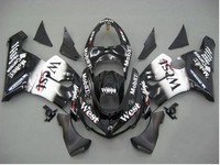 ABS7gifts+ WEST 100%NEW fairing kit For NINJA ZX 6R 636 05 06 ZX 6R 05 06 ZX6R 2005 2006 ZX 6R 05 06 aftermarket 100%NEW fairing