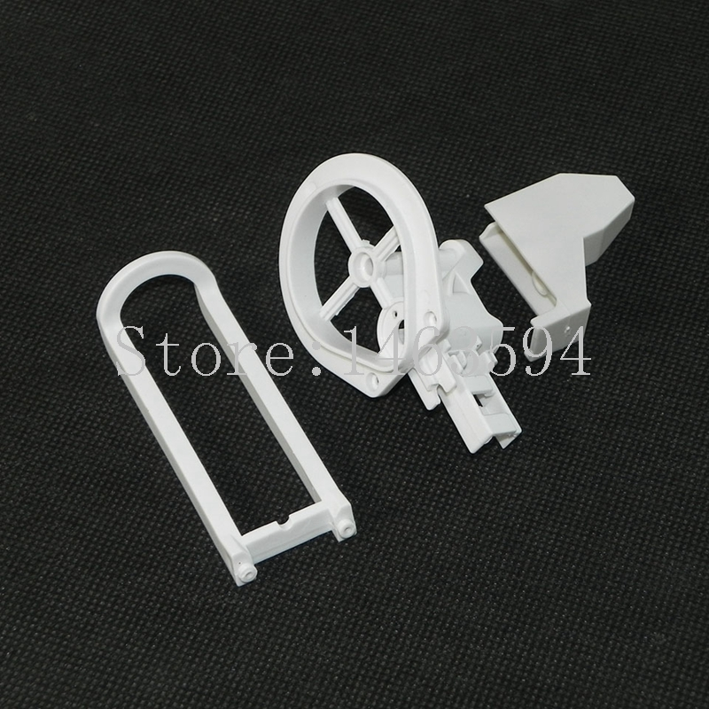 Free Shipping WLtoys <font><b>WL</b></font> V353 RC Helicopter spare parts <font><b>Engine</b></font> motor box /motor base /motor case /motor deck 3PCS image