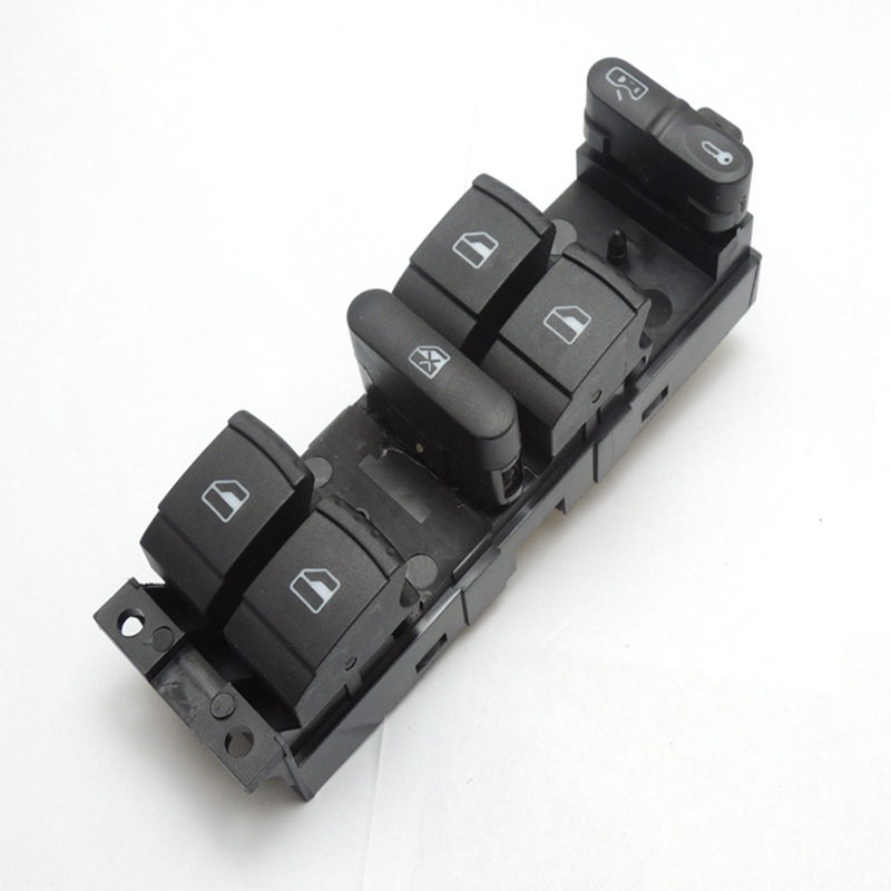 Electric Window Switch For Volkswagen Golf 4 For Passat B5 B5.5 Control Panel Master Lifter Console Button Control