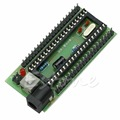 STC89C52 51 Mini System Microcontroller Development Board Learning Board DIY Kit