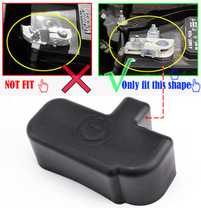 For Ford Explorer 2011 - 2018 Engine Battery Power Anode Negative Cable Terminal Lid Cover Frame 2012 2013 2014 2015 2016 2017