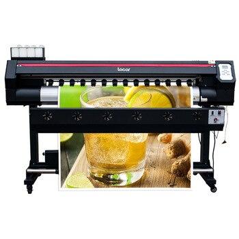 1.6m printing machine digital inkjet printer XP600 eco solvent printer 1.6m printer