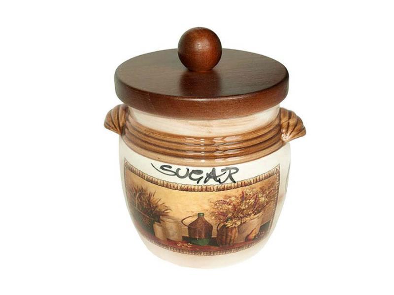 Jar sugar LCS, Still Life. 0,5 L henrietta moore l still life hopes desires and satisfactions