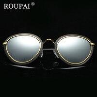 ROUPAI Brand 2017 Women S Driving Sun Glasses Polarized Mirror Lens Luxury Ladies Designer Retro Sunglasses