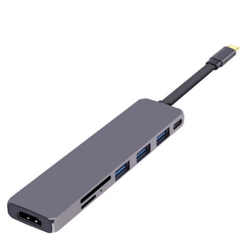 Creative Type-C station d'accueil usb adaptateur ordinateur portable convertisseur HUB multi-fonction hub AX1