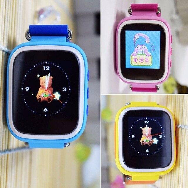 15f8ad9dc9be Cheap kids reloj de seguimiento q80 q60 lbs gps tracker niños smart watch  reloj gps