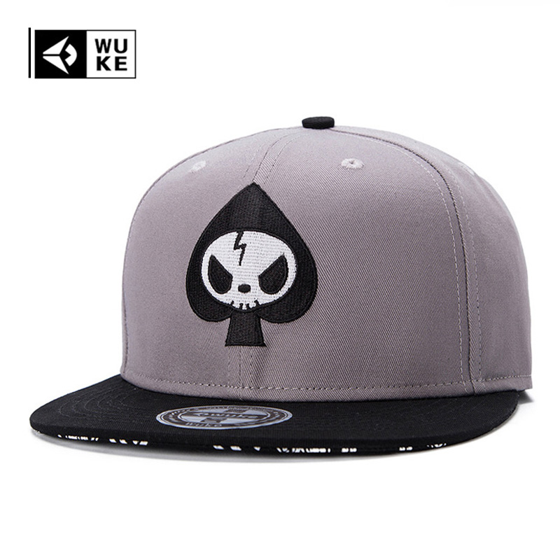 New Fashion 6 Panel Snapback Spades Casual Hats Hip Hop Baseball Caps Flat Brim Skateboard Bone Gorras For Men Women Casquette women baseball cap men snapback casquette hats for women men sun hat bone summer gorras hip hop snapback bone fashion new caps