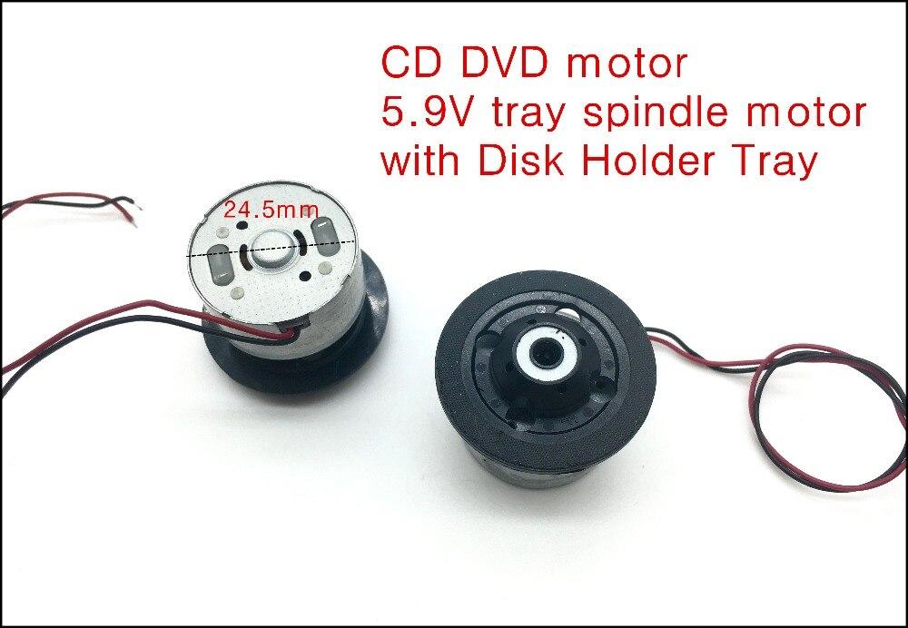 1x cd dvd motor 5 9v tray spindle motor rf300 rf 300c for 412 motors friendship tn