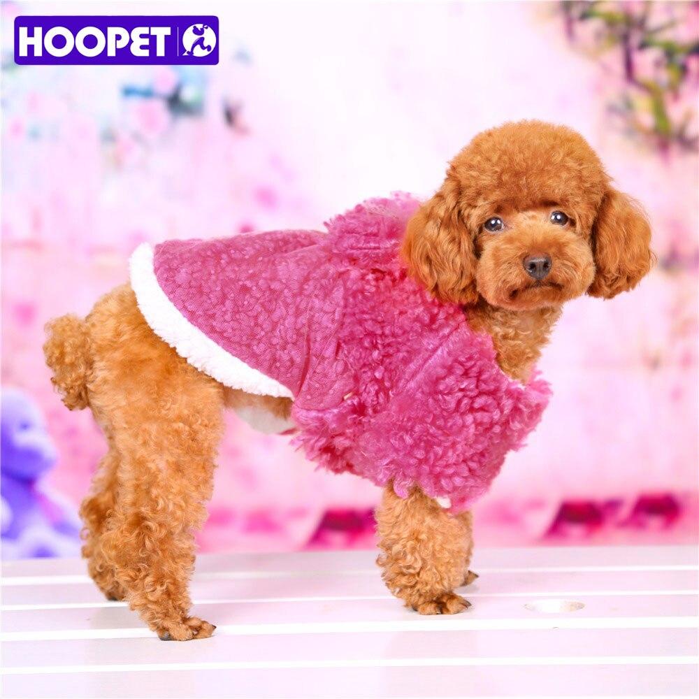 HOOPET Elegante Otoño Invierno Para Mascotas Perro Dama Vestido de ...