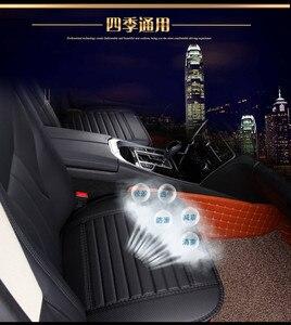Image 5 - Чехол подушки сиденья автомобиля Pad Коврик дышащий Удобный интерьер автомобиля для авто автомобильные принадлежности офисное кресло Автомобильная подушка