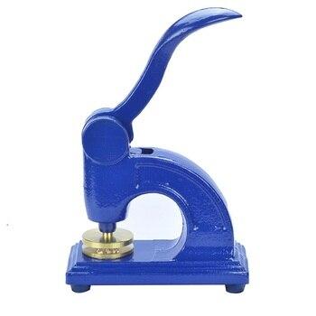 Embossing Stamp Custom Wedding Table Pliers Seal Custom Logo Stamp Leather Emboss 300g Paper OK