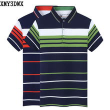 XMY3DWX 2017 Summer font b polo b font font b men b font shirts fashion cotton