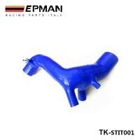 Silicone Turbo boost Intercooler Induction Pipe Hose Kit For Seat Leon 1.8T 20V AWU AWP AWD AWW (1pc) EP STIT001 hose kit -