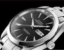 40mm Sangdo Business watch Automatic mechanical movement Waterproof watch 0268a 2015 new fashion