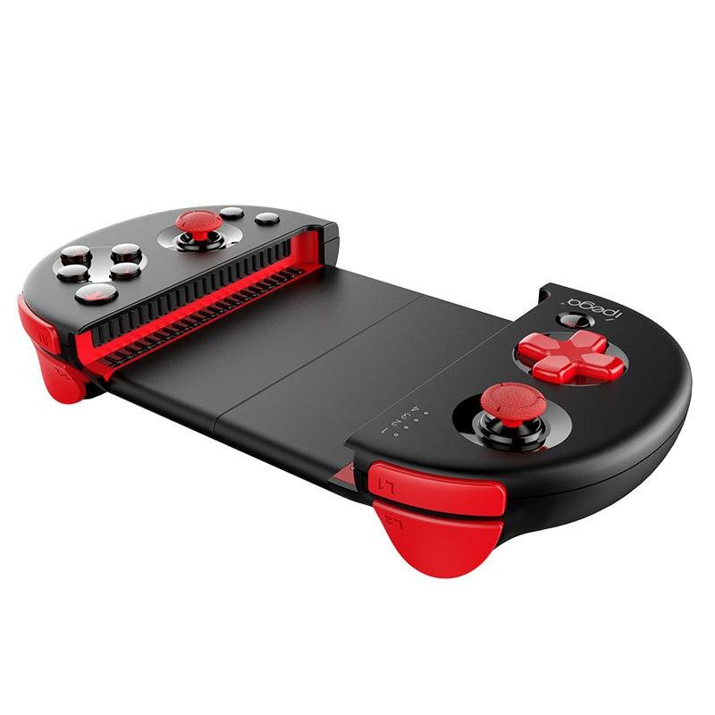 PG-9087 Bluetooth Gamepad Wireless Joystick Gamepad Android PC Joypad Game Controller Joystick For PUBG Mobile Gaming PG 9087 цена 2017