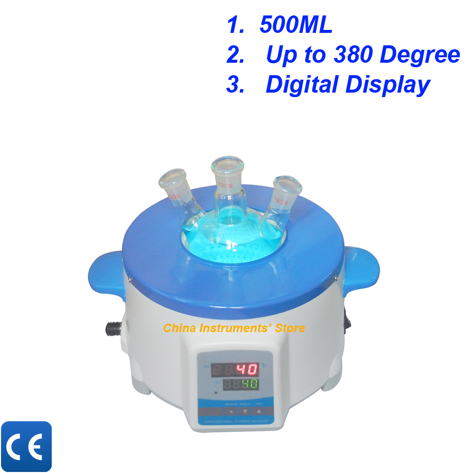 Free shipping ,500ml  china wholesale Laboratory heating mantle