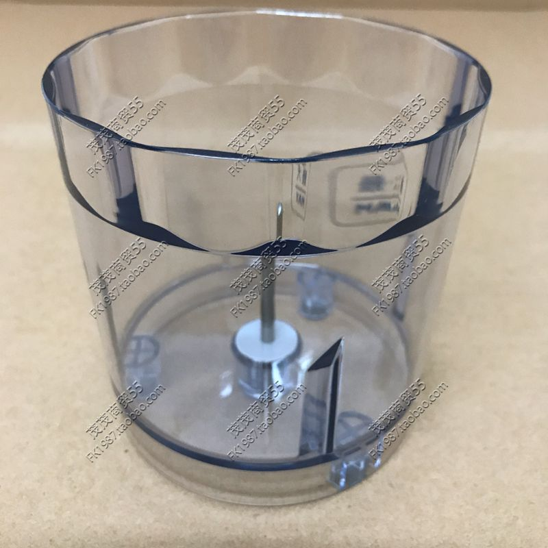 1pcs mixing cup Suitable for philips blender parts HR1608 HR1613 HR1607 HR1604  HR1605 HR1606  HR1609 timer digital liushi ld h5j