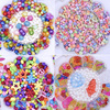 6 Styles Set Pop Beads Snap Lock Beads Art Crafts DIY Necklace Bracelet Creative Jewelry Kit