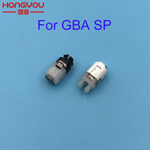 10pcs Original used Rotating Shaft Spindle Hinge Axis replacement for Gameboy Advance SP for GBA SP Console Repair(China)