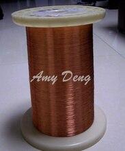 1000 м/лот 0.19 мм новые полиуретановые эмалью покрыта проводов QA-1-155 медный провод 0.19 мм 100 м 5 юаней
