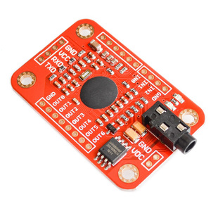 Image 2 - 1 세트 음성 인식 모듈 V3 호환 음성 인식 # Hbm0372